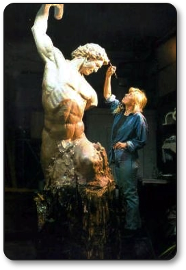 Self Made Man Statue http://selfmademan.bobbiecarlylesculpture.com/index.php